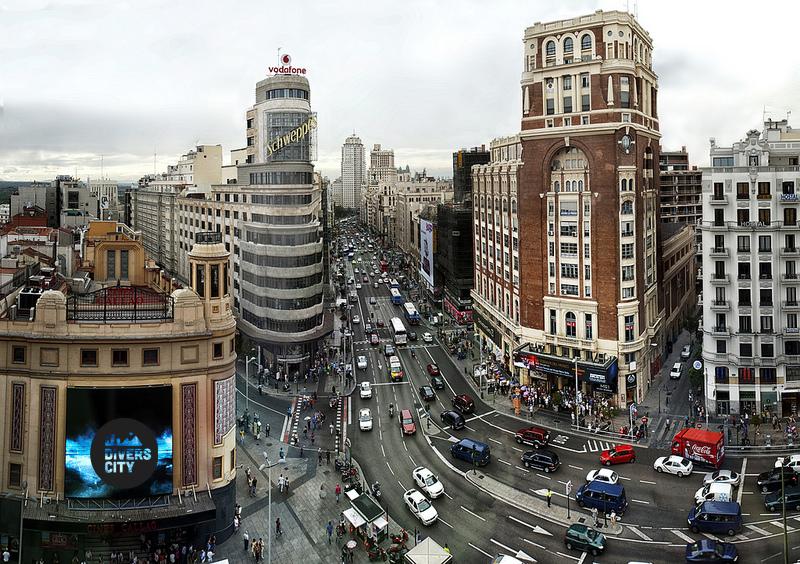 Diverscity Gran Vía Madrid logo