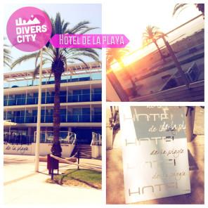 Hotel de la Playa diverscity guia pequ