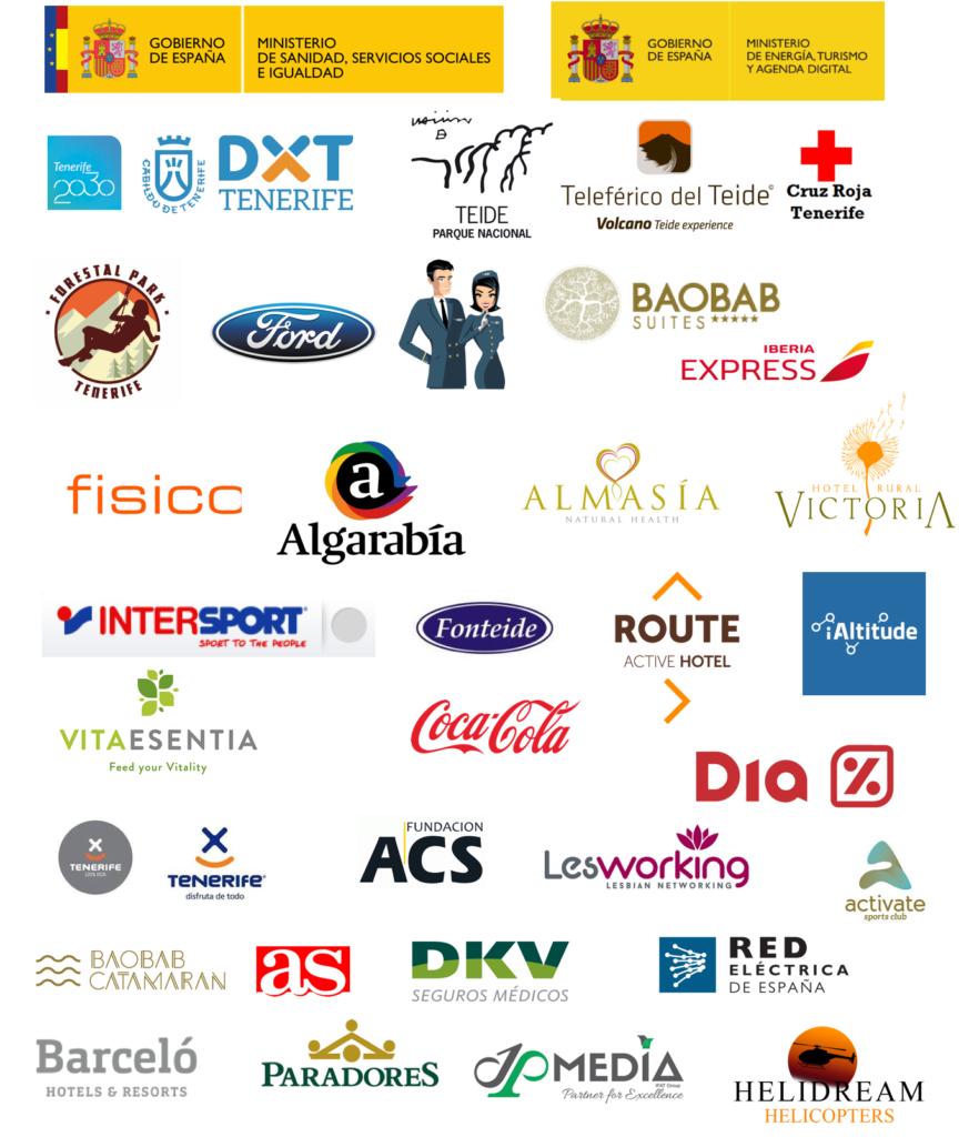 Patrocinadores Teide