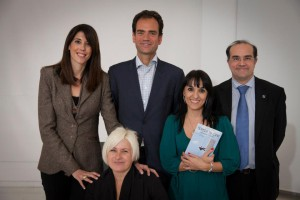 Presentación libro Sebastian Cebrian